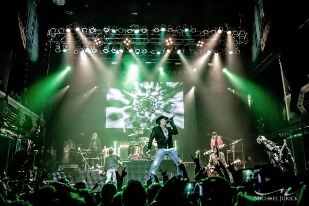 GUNS N 'ROSES в октябре выступят в Чили !